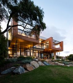 Cedar House  Craig Steere Architects