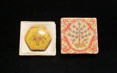 Vintage Compact 1930s Beauty Packaging