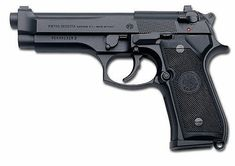 Baretta 92FS by  captaincabbage Find our speedloader now! http://www.amazon.com/shops/raeind