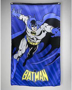 DC Comics Batman Wall Banner- 30 x 50 - Spencer's