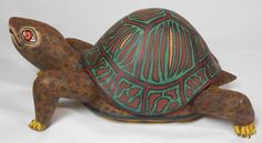 Solmar Imports - Mata Ortiz, Juan Quezada, Casas Grandes Pottery and Oaxacan Wood Carvings - Alebrijes, Oaxacan Animals.
