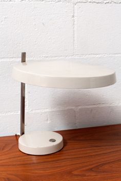 Modernist Pill Box Table Lamp, kitchen lamp