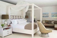 40 Stylish Four-Poster Beds