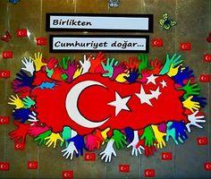 """"""" Birlikten Cumhuriyet Doğar..."""" Cumhuriyetimizin 92. yıldönümü kutlu olsun…"""