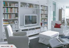 IKEA - HEMNES TV Storage Combination | Trade Me