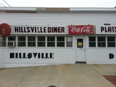 The historic Hillsville Diner - Hillsville, VA