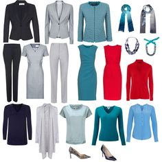 Executive capsule wardrobe essentials