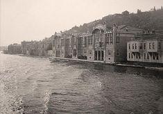 Kuruçeşme Nazime Sultan Yalısı - 1910