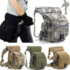 Free Shipping 2015 Military Waist Pack Weapons Tactics Outdoor Sport Ride Leg Bag Special Waterproof Drop Utility Thigh Pouch