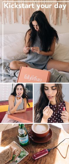 Feel good from the inside out with a FabFitFun Box! This box is packed with $300 worth of full-size, premium beauty, fashion, and wellness finds. Discover the latest and greatest in beauty, wellness, health, fitness and fashion each quarter. Kickstart your day and subscribe to FabFitFun.