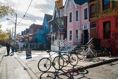 Toronto Fahrräder #kanada #toronto