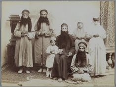 A Family of Dervishes, late 19th-early 20th century  http://www.brooklynmuseum.org