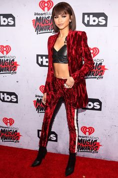 IHeartRadio Music Awards 2016 Red-Carpet Fashion
