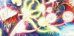 Dormammu vs Dr. Strange