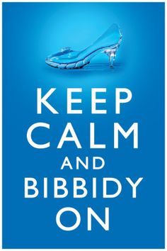 """Keep Calm and Bibbidy On: Disney Princess Half Marathon! Would be cute to give to an actual godmother or to a mother as a """"thank-you"""" for all of the magic they pull to make a magical day! Disney Princess Half Marathon, Disney Princess Quotes, Disney Princess Cinderella, Disney Quotes, Disney Marathon, Cinderella Disney, Disney Princesses, Walt Disney, Run Disney"""