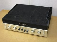 MARANTZ PM-4 Integrated Amplifier