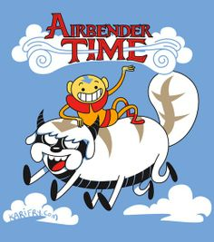 It's Airbender Time!