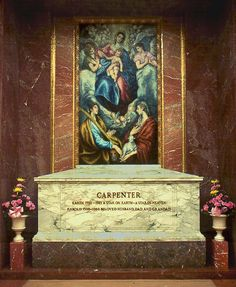 Karen Carpenter's tomb (photo 2)