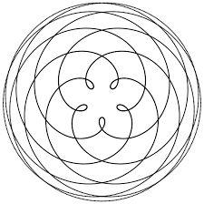 sacred geometry rose of venus - Google Search Venus Tattoo, Sacred Feminine, Divine Feminine, Venus Orbit, Venus Star, Maria Magdalena, Venus Symbol, Greek Symbol, Spirograph