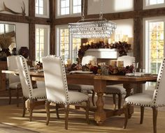 Delicieux Fall Home Decor, Autumn Home, Dining