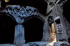 Geghart Monastry, Armenia