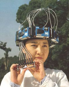 Special cost-effective 360-degree panoramic camera - REALLY PEOPLE? Some Asian inventions are SO WEIRD!