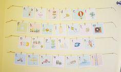 Printable nursery art