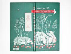 Children's book 1 – Hittar du till Smultronstället