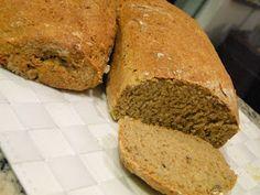 Pão de inhame superfofo e sem glúten nem lactose