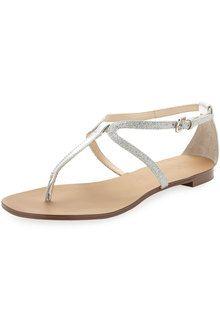 2df80cf6582ad4 45 Best Dressy flat sandals images