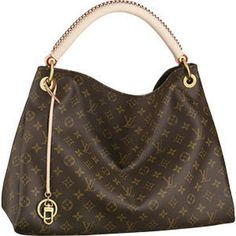 Love this but it sold out....for now anyway...  Louis Vuitton Artsy Gm,  Black would be gorgeous