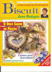 magazine, revista Cold Porcelain Flowers, Biscuit, Picasa Web Albums, Polymer Clay, Creations, Magazines, Sweets, Journals, Porcelain
