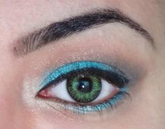 L'Oreal 24 Hour Lipstick | Maybelline Color Tattoo 24 Hr Cream Gel Eyeshadow - Turquoise Forever
