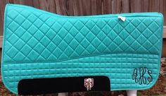 Hey, I found this really awesome Etsy listing at https://www.etsy.com/listing/217591287/personalized-western-saddle-pad
