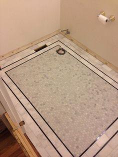 Carrara Marble Italian White Bianco Carrera 3x6 Marble Subway Tile Honed - Marble Kitchen Tile - Amazon.com