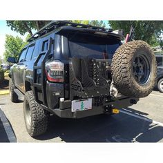 -Bumper Unfortunately Discontinued-SothernStyleOffroad.com $2418 w/ tire carrier,Hi-Lift mount,Ladder,fold down table,2 jerry can holder