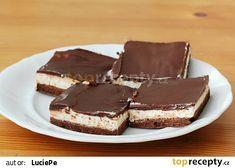 Kakaové Míša řezy recept - TopRecepty.cz Tiramisu, Cheesecake, Food Porn, Cooking, Ethnic Recipes, Bebe, Kitchen, Cheesecakes, Tiramisu Cake
