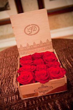 Beautiful Blooms - Roaring 20s Speakeasy-themed Party