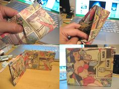 Just received my Comic Book Mighty Wallet! It's so cool! ComicCon here I come!