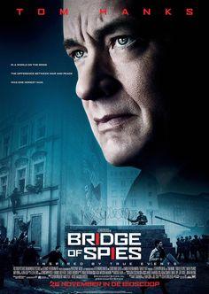 Bridge of Spies poster 1
