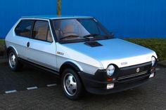 Fiat Ritmo 125 TC Abarth Fiat Panda, Retro Cars, Vintage Cars, Bike Machine, Fiat Cars, Mix Photo, Fiat Abarth, Modern Classic, Car Pictures