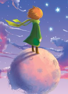 The Little Prince / A kis herceg Little Prince Quotes, The Little Prince, Prince Drawing, Dream Images, Cute Cartoon Wallpapers, Still Life Photography, Illustrations And Posters, Book Illustration, Cute Drawings