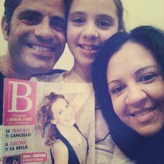 #BarbaraDUrso Barbara D'Urso: Avete già preso B di novembre?? Grazie per tutti i selfie che mi state mandando! ❤️❤️❤️ #bmagazine #edicola #grazie #segreti #viveremeglio #pictoftheday #selfie
