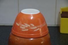 Orange AND Pyrex $12 Pyrex, Spice Things Up, Orange, Retro, Tableware, Vintage, Dinnerware, Tablewares, Vintage Comics