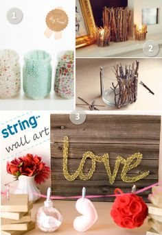 cool idea for DIY wood candles...and twigs are free...start collecting while gardening
