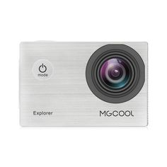 MGCOOL Explorer 4K WiFi Action Camera #action #cameras #design #gadgets #technology
