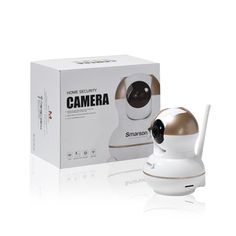 HD WIFI Home Security Camera and Baby Monitor