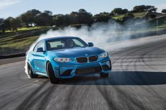 There's a lot to love about the all-new BMW and the German automaker has shared a gallery of stunning photos featuring the sports coupe. Porsche 930, Porsche Panamera, Bmw Autos, Bmw M2, Nova Bmw, Carros Bmw, Automobile, Bmw Wallpapers, 2017 Bmw
