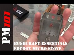 World's Smallest Outdoor Pocket Micro Stove! If you're looking for a stove that can literally fit in your pocket, this is it... http://rethinksurvival.com/worlds-smallest-outdoor-pocket-micro-stove-video/