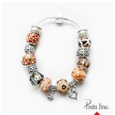 Para começar o ano novo ressaltando o que você tem de mais bonito: SEU BRILHO! ★ Arrase com esta pulseira: http://pol.vu/1o3 ★